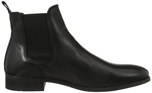 Shoe Closet, Stivali Chelsea Uomo Nero (110 Black)
