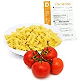 Minceur D - Fusilli avec sauce Tomate hyperprotéinés - Pochette de 5 sachets MinceurD