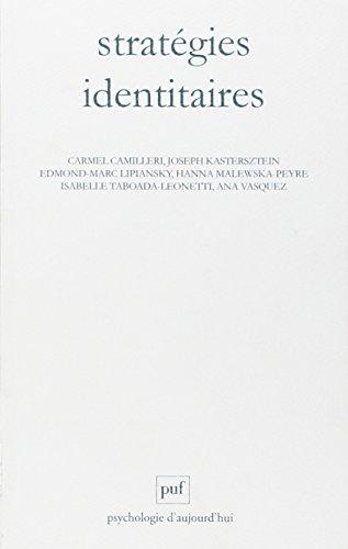Stratégies identitaires par Carmel Camilleri