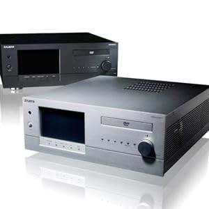 ZALMAN Home Theatre PC Enclosure HD160XT Plus - Desktop - ATX - no power supply - USB/FireWire/Audio