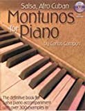 Salsa Afro Cuban Montunos For Piano - Partitions, CD