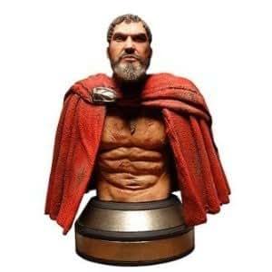 300 Franck Miller buste Leonidas