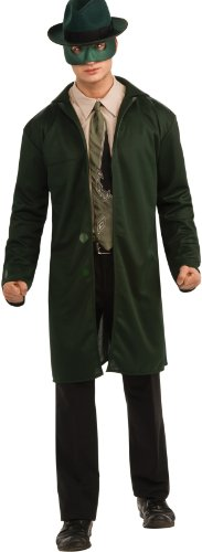Green Maske Hornet Kostüm - Green Hornet™ Kostüm für Herren - Einheitsgröße