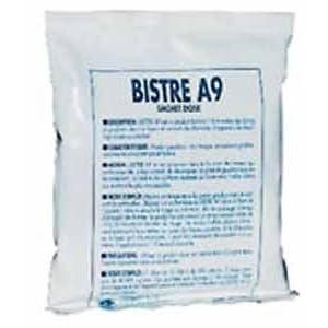 Bistre A9 – Deshollinador químicoen bolsa de 450g