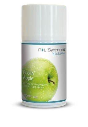 Aerosol Duft Spraydose - einzigartige Dufterlebnisse der Reihe Classic 270 ml , Fragrances:Green Apple -