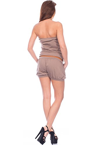 Kendindza Collection - Combinaison - Relaxed - Femme Noir noir taille unique Marron