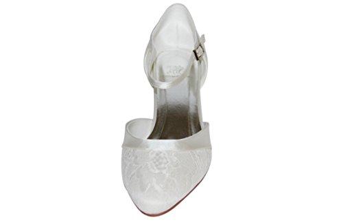 Brautschuhe Ivory