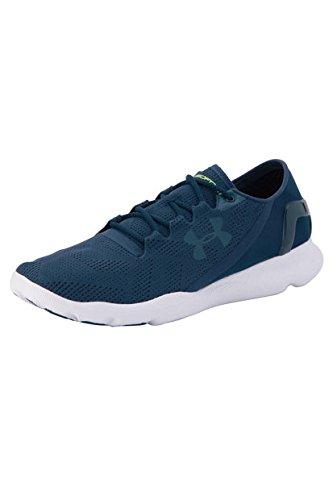 Under Armour Ua Speedform Apollo Vent, Chaussures de Running Homme Bleu - Blau (PTB 437)