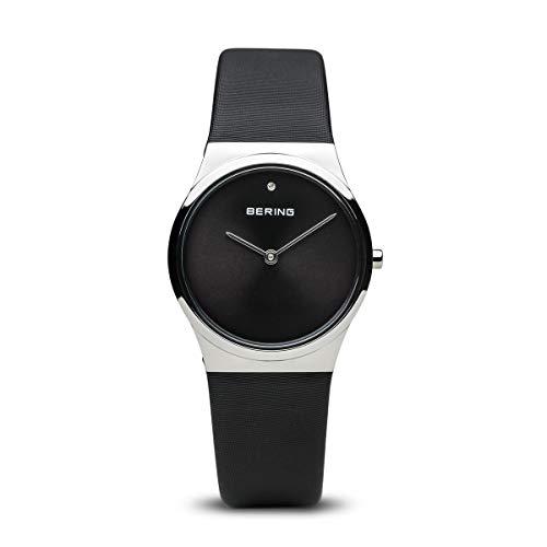 BERING Damen-Armbanduhr Analog Quarz Leder 12130-602