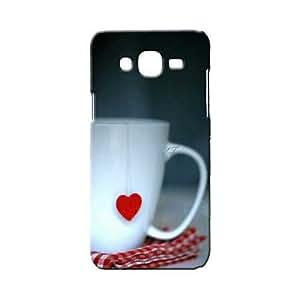 BLUEDIO Designer 3D Printed Back case cover for Samsung Galaxy E7 - G1806