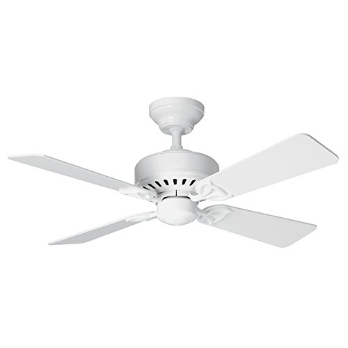 Hunter Fan Bayport , 58 W, color blanco