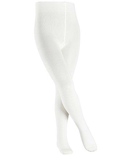 Falke Kinder Family hautfreundliche Strumpfhose, blickdicht, Weiß (offwhite 2040), 98-104 -