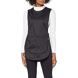 PORTWEST Blouse chasuble de travail noire - MARION - - Femme - L/XL - Noir