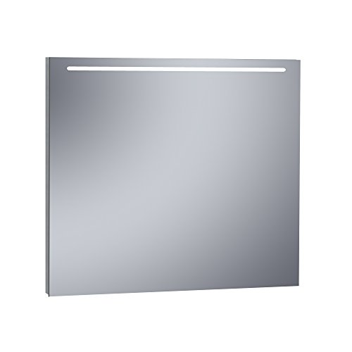 Kristaled Eco 100x80 cm Espejo Baño Estriado Luz
