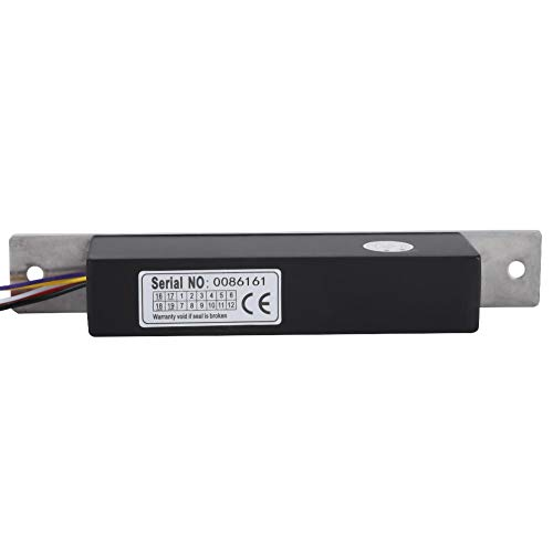 12V / 24V Cerraduras electromagnéticas, Cerradura eléctrica de alumi