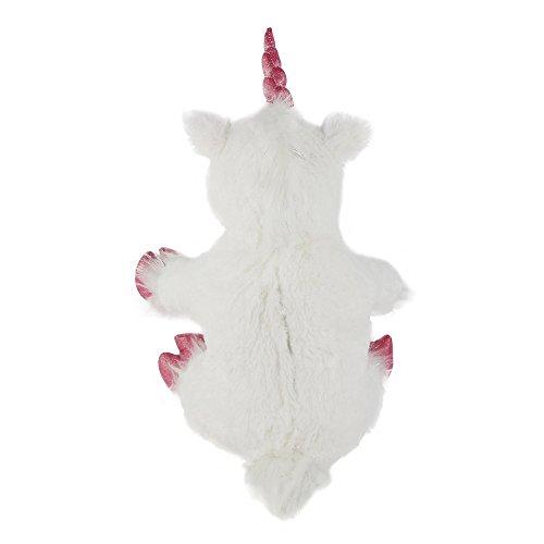 Wewill-Marque-LED-Luminous-gant-Stuffed-Unicorn-avec-Heavenly-White-Plush-16-Inch-40CM