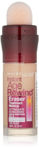 MAYBELLINE Instant Age Rewind Eraser Treatment Makeup Nude