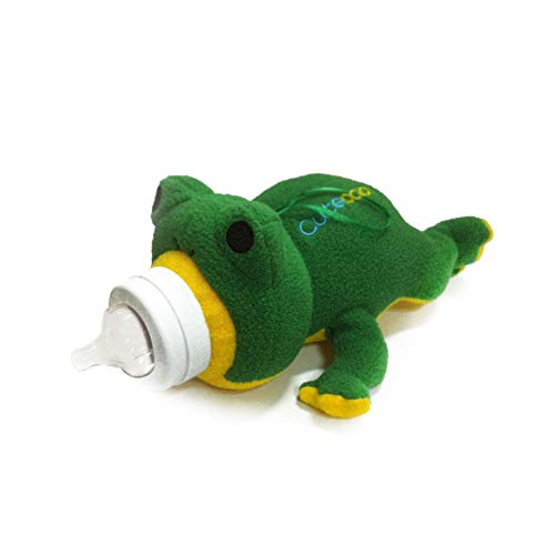 Klinkamz Baby Fütterung Milk Bottle Isolierung Cover Halter Futterstation Thermo Bag Warmer Tier Plüsch Spielzeug