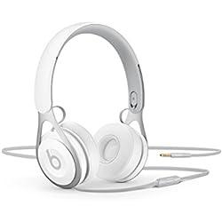 [Cable] Apple Beats EP - Auriculares de diadema cerrados (3.5 mm, alámbrico, supraaural), color blanco