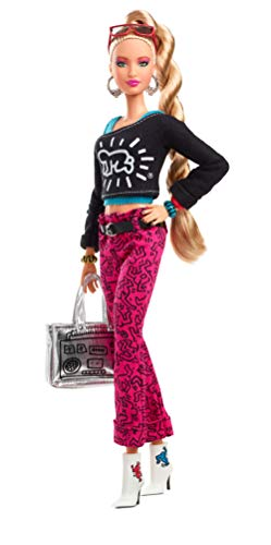 Barbie FXD87 - Signature Keith Haring Puppe