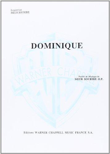 Soeur Sourire Dominique Voice & Pian...
