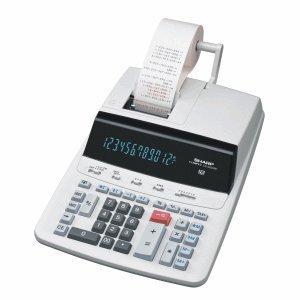 SHARP Tischrechner CS-2635 RH 12-stellig Netzbetrieb druckend