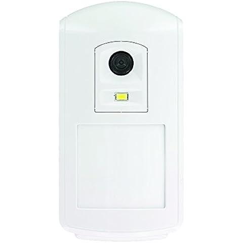 Honeywell detector de presencia con cámara a color e inalámbrica