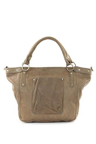 Cowboysbag , Pochette pour femme Marron - Elephant Grey (Braun)