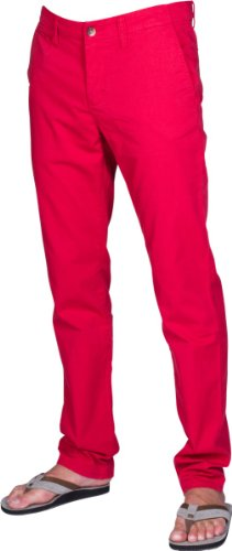 Billabong Herren Chino 73 Premium Color red