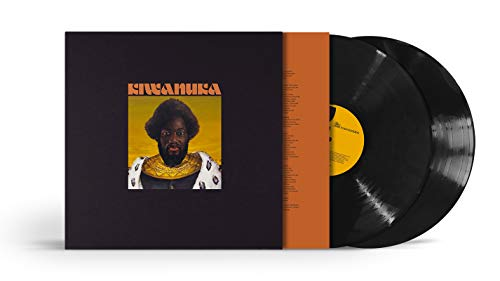 31qhd9YKIDL - KIWANUKA (2LP) [Vinyl LP]
