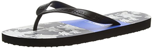 O'Neill Ftm Profile Pattern, Tongs homme Gris - Grey (Grey Aop)