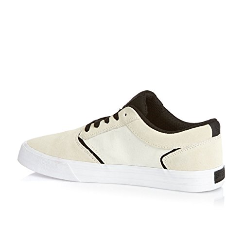 Supra - Chaussures Skateshoes Homme Shredder - Taille:one Size Off white / black - off white
