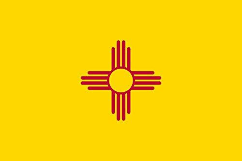 nuevo-mexico-bandera-bandera-paisaje-006qm-20x30cm-para-diplomat-flags-banderas-de-coche