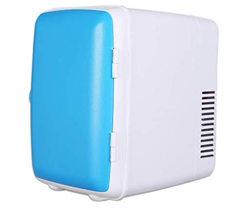 JM-car refrigerator 4L Mini kleinen kühlschrank Auto elektronische heißen und kalten kühlschrank kastenwagen Haushalt eintürigen kleinen kühlschrank/Haus und Auto dual use (220 V / 12 V)