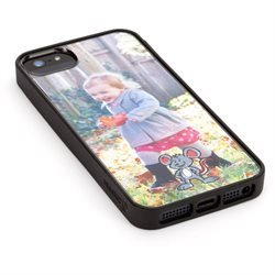 Crayola Case Creator for iPhone 5/5s, iPhone - Black, Clear