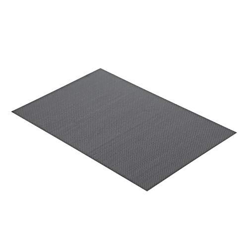 Fannty 3K-Carbon-Faser-Platte Plain Weave Tafellage 0,5 mm Dicke (Glatte Oberfläche) -