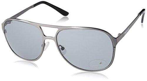 Fastrack Aviator Sunglasses (M118BK1) image