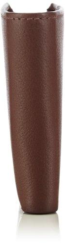 Bugatti Bags Manhattan 49111702 Unisex-Erwachsene Geldbörsen 12x9x1 cm (B x H x T) Braun (braun 02)