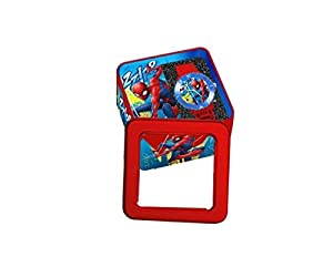 Spiderman- Reloj de Pulsera Digital Correa para Pintar (MV15531), (Kids Licensing 1)