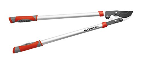 Altuna J444 - Tijera de poda 2 manos corte bypass, sistema desmultiplicador 78 cm
