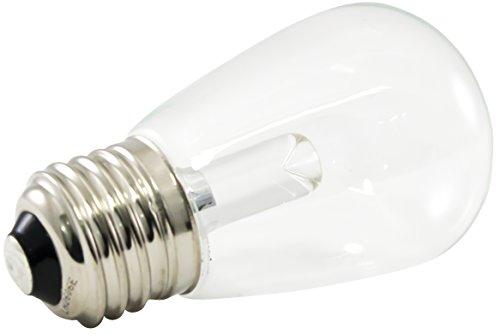 US-Beleuchtung pa15-e26-uww 2400K E26-Sockel, Dimmbar mit LED A15Leuchtmittel (25Stück) Glühbirnen S14 - Clear Lens - Warm White Clear Warm White (Led-a15-glühbirnen)