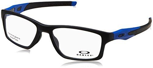 Oakley 8090, Monturas de Gafas para Hombre, Negro (Satin Black Blue) 6f8fe74936d1