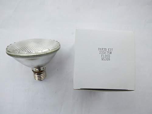 Blitz Halogenglühlampe PAR30, E27, 75W, 30°