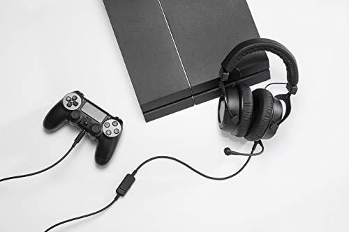 beyerdynamic CUSTOM Game interaktives Over-Ear Gaming-Headset mit Mikrofon. Geeignet für PS4, XBOX One, PC - 5