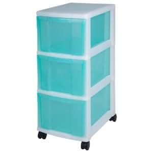 tours de rangement trois tiroirs tour de rangement sur. Black Bedroom Furniture Sets. Home Design Ideas
