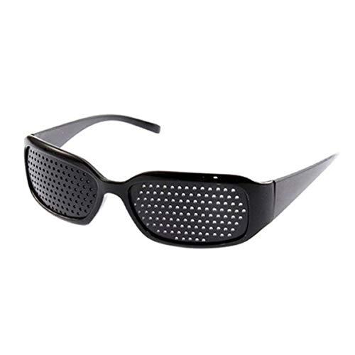 Heaviesk Vision Care Pin Augenübung Brillen Pinhole Brille Sehvermögen -