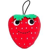 Yummy World Small 4 Sassy Strawberry Designer Plush by Yummy World