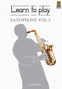Super Audio Learn To Play Saxophone Vol. 2