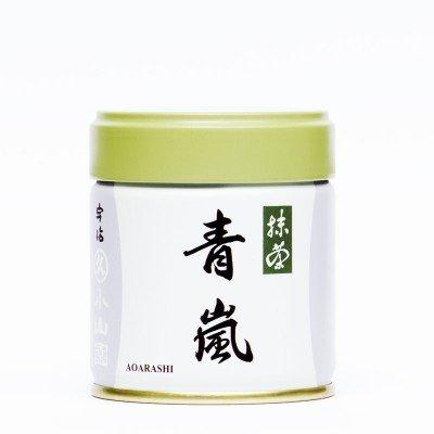 Matcha Aoarashi 40g - die Nummer 1 aus Japan - 300 Jahre alter Qualitätsbetrieb - Energie und Antioxidantien