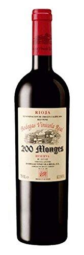 200 Monges Reserva - 75 Cl